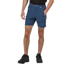 Regatta Sungari II Shorts Herrer, dark denim